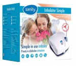 Inhalator nebulizator SANITY Simple Smart&Easy