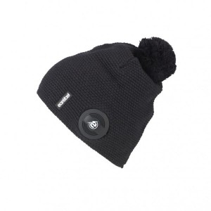 Bluetooth® Warm Up Beanie Black