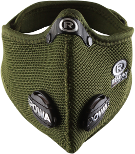 Maska Respro Ultralight Green